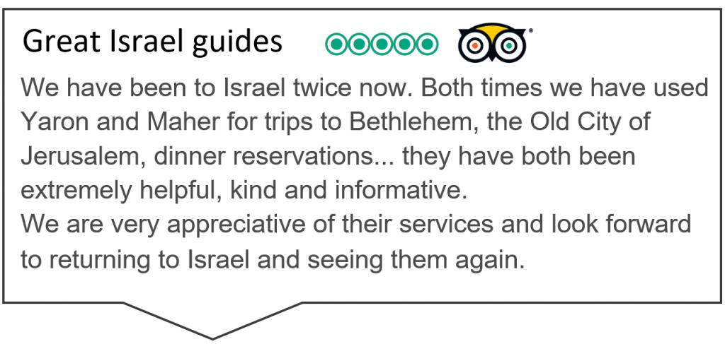 Bethlehem tour tripadvisor