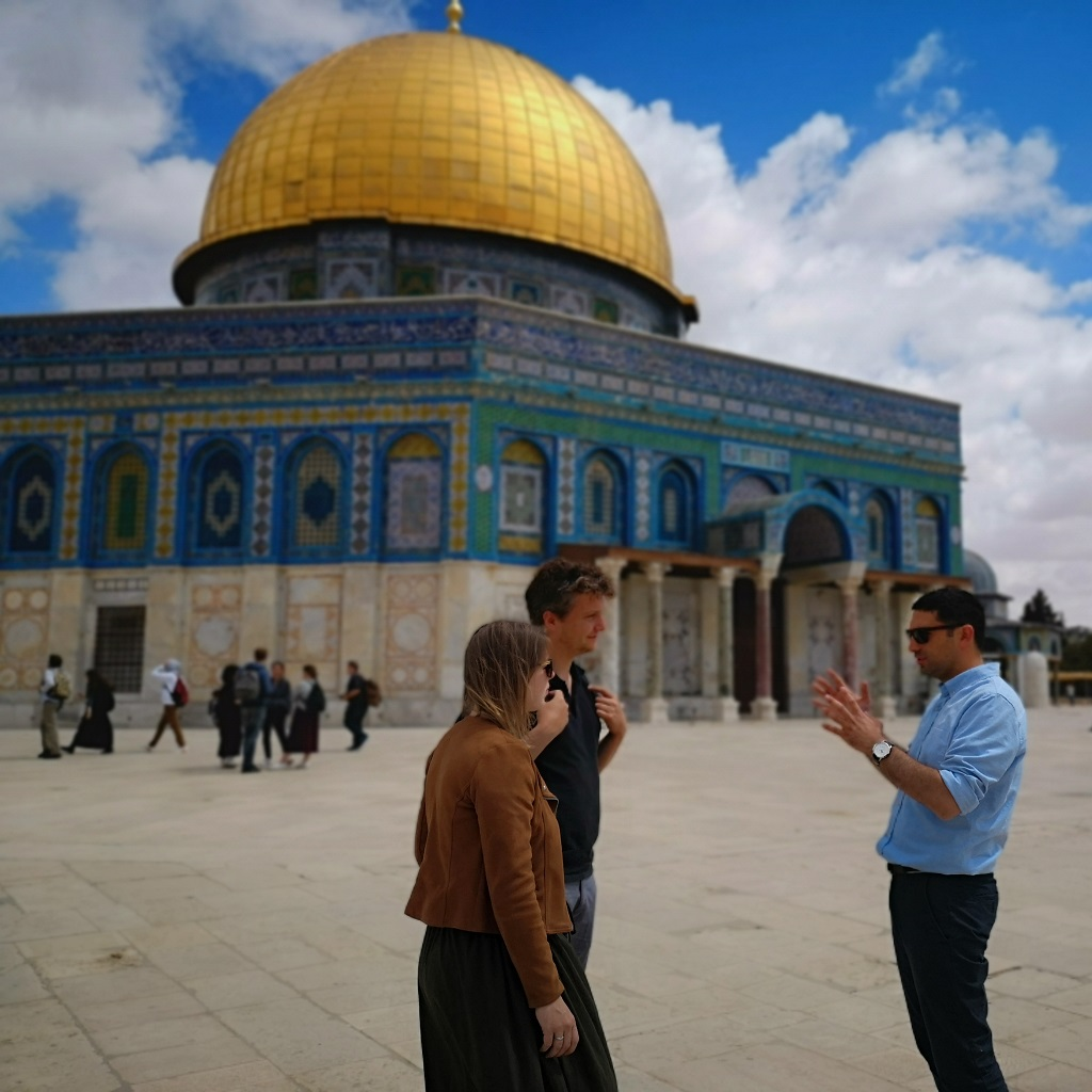 Dome of the Rock Tour