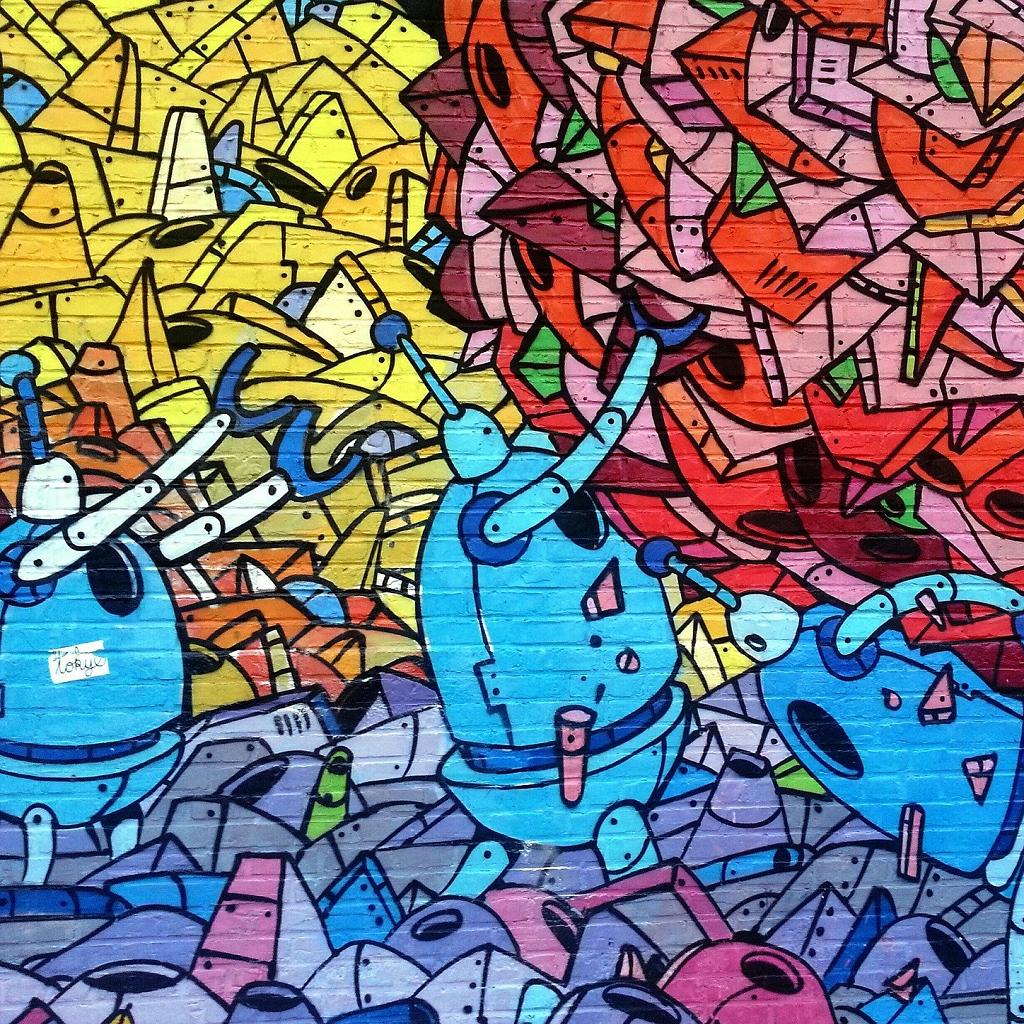 graffiti tours tel aviv