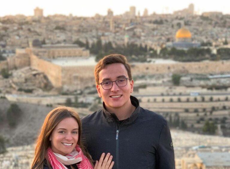 romantic observation jerusalem