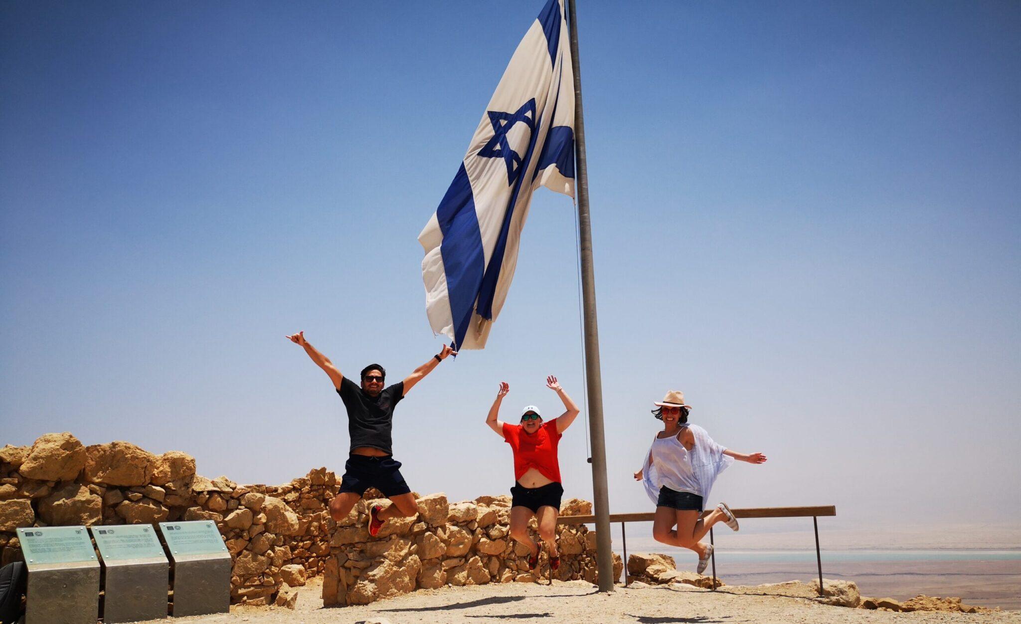 Dead Sea & Masada