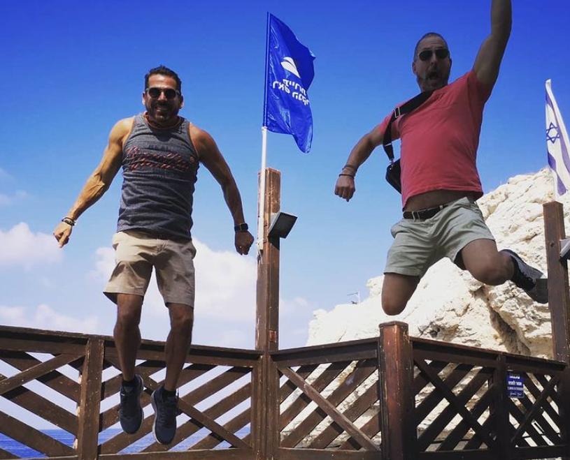 Caesarea, Haifa & Akko