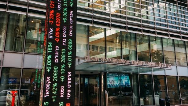 The Stock Market Tel Aviv