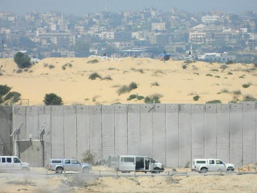 GEOPOLITICAL PRIVATE TOUR GAZA